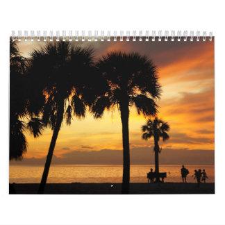 Florida's Beauty Calendar