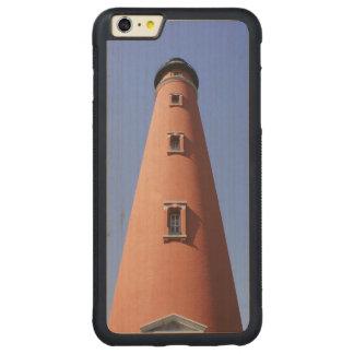 Floridas más alto funda de arce bumper carved® para iPhone 6 plus