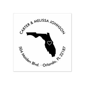 Floriday State Return Address Stamp