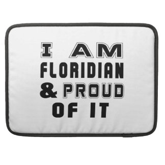 FLORIDIAN  DESIGNS SLEEVE FOR MacBook PRO