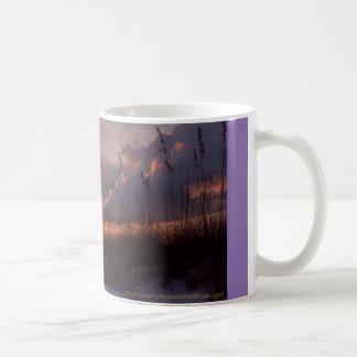 Floridian Sunset Classic White Coffee Mug