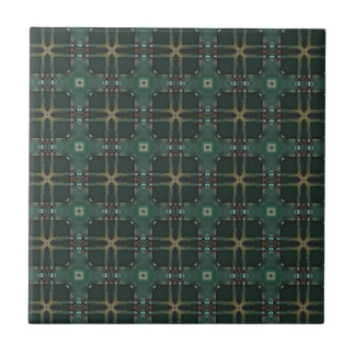 Florilla's Rustic Patterned Wall Tile