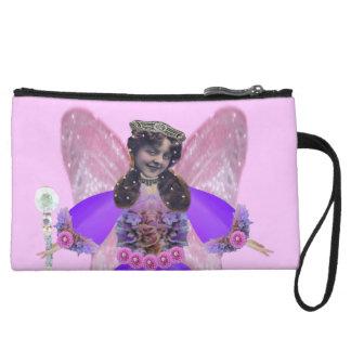 Florina the Garden Fairy Wristlet Wallet