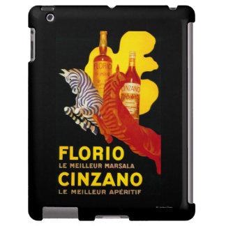 Florio Cinzano Vintage PosterEurope