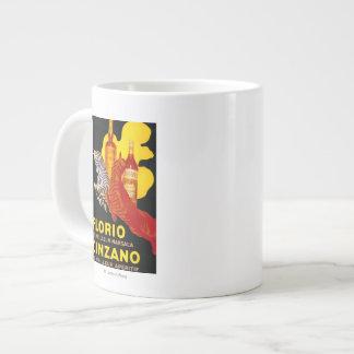 Florio Cinzano Vintage PosterEurope Giant Coffee Mug