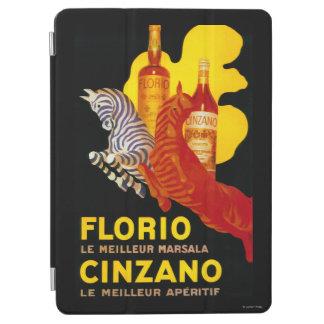 Florio Cinzano Vintage PosterEurope iPad Air Cover