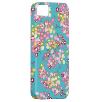 Floriography Summer Blossoms Phone Case