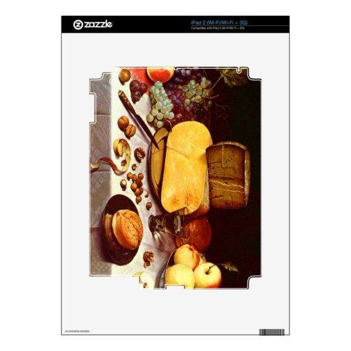 Floris van Dyc - Still life Skins For iPad 2