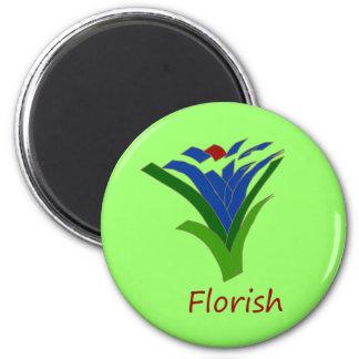 Florish Fridge Magnets
