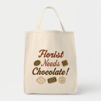 Florist Chocolate Bags