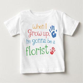 Florist (Future) Infant Baby T-Shirt