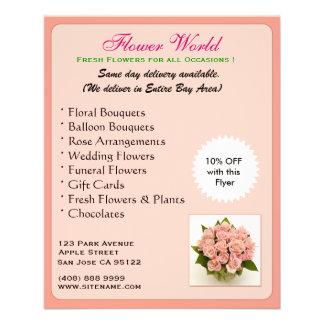 Florist_Promotion(Flyer) Flyer