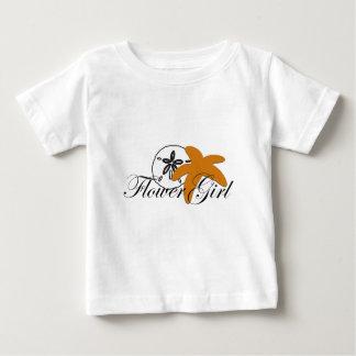 Florista de las estrellas de mar del dólar de tee shirts
