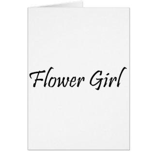 Florista Felicitación