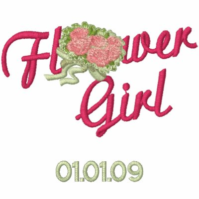 Florista floral - rosa