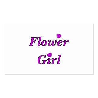 Florista Plantillas De Tarjetas Personales