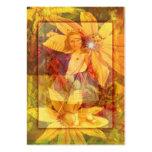 Florista - tarjetas de comercio del artista tarjetas personales
