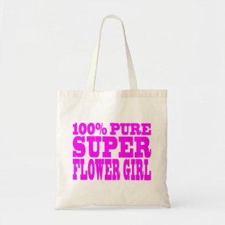 Floristas: Florista estupendo rosado Bolsa