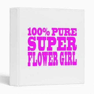 "Floristas: Florista estupendo rosado Carpeta 1"""