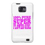 Floristas: Florista estupendo rosado Galaxy S2 Funda