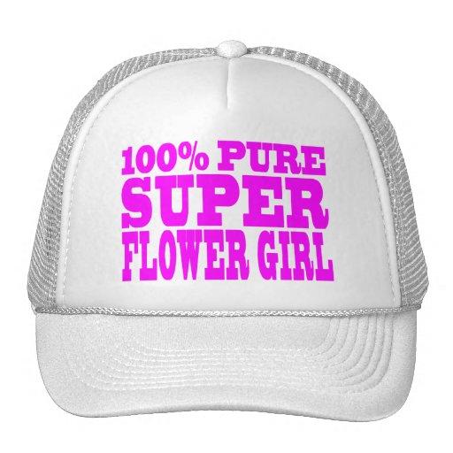 Floristas: Florista estupendo rosado Gorro