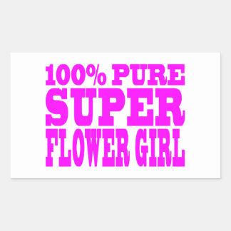 Floristas: Florista estupendo rosado Rectangular Altavoces