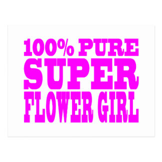 Floristas: Florista estupendo rosado Postales
