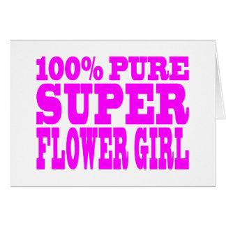 Floristas: Florista estupendo rosado Tarjeta Pequeña