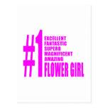 Floristas modernos rosados: Florista del número Postal