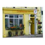 Floristería en el birr - Irlanda Postales