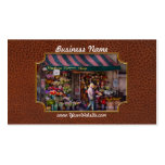 Floristería - NY - floristería de Chelsea - del Tarjetas De Visita