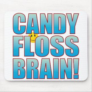 Floss Brain Life B Mouse Pad