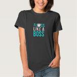 Floss like a Boss T Shirt