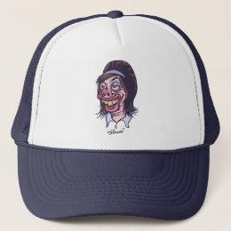 Flossie Trucker Hat