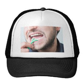 Flossing Trucker Hat