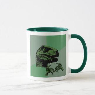 Flossoraptor Philosoraptor Mug