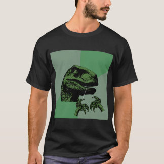 Flossoraptor Philosoraptor T-Shirt