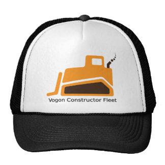 Flota del constructor de Vogon Gorras De Camionero