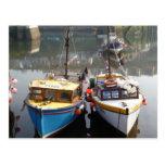 Flota pesquera de Mevagissey Postales