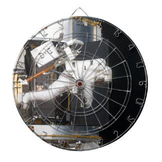 Flotación del astronauta
