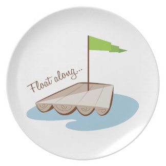 Flotador adelante platos