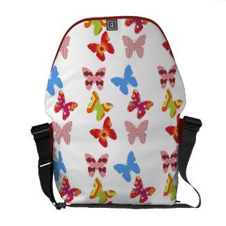 Flotador como una mariposa bolsas de mensajeria