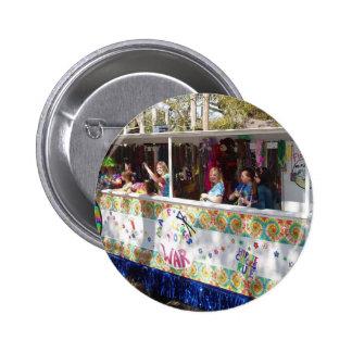 Flotador del Hippie del carnaval Pins