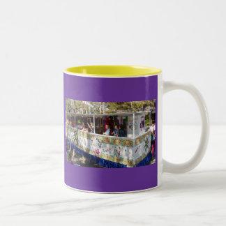 Flotador del Hippie del carnaval Tazas