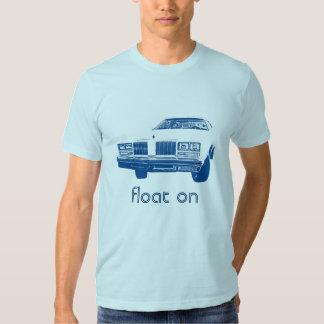 Flotador encendido camisas