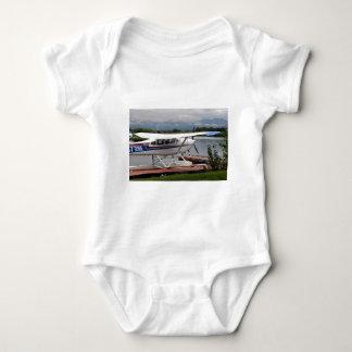 Flote el avión 15, capilla del lago, Anchorage, Remera