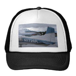Flote el avión 8, capilla del lago, Anchorage, Ala Gorro De Camionero