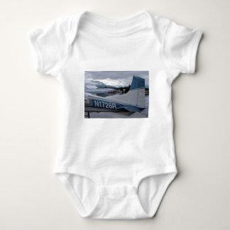 Flote el avión 8, capilla del lago, Anchorage, Remeras