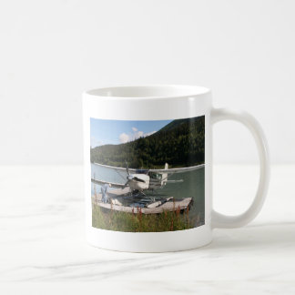 Flote plano, lago trail, Alaska 2 Taza Clásica