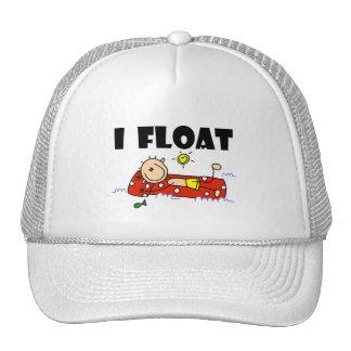 Floto las camisetas y los regalos gorro de camionero